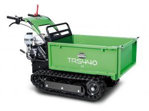 photo transporteur vert TRS 440 H de la marque MGM